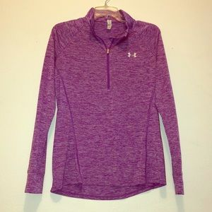 Under Armour Heat Gear size M. Long sleeves.